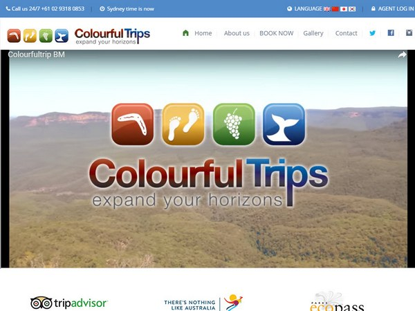 Colourful Trips